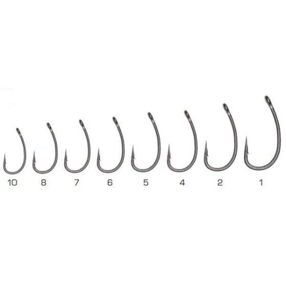 Carp Spirit - Razor Point Hooks Short Curve Shank