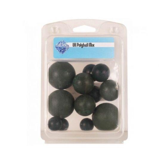 Catfish Pro - Small Poly Ball Mix