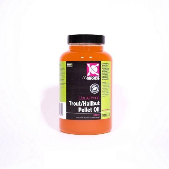 CC Moore - Trout and Halibut Pellet Oil 500ml