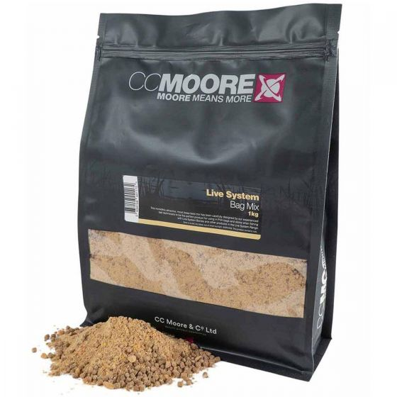 CC Moore - Live System Bag Mix Pack