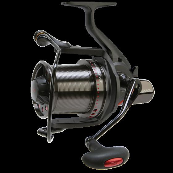 Daiwa - DCR2 Basia Custom Reel - Black Body Twilight/Red Spool