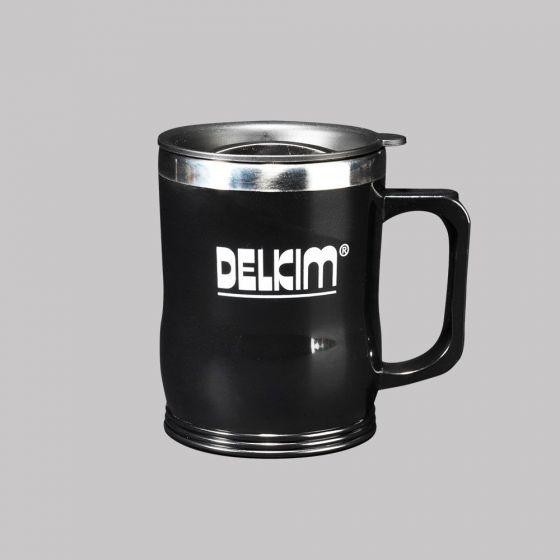Delkim - Stainless Steel Thermal Mug