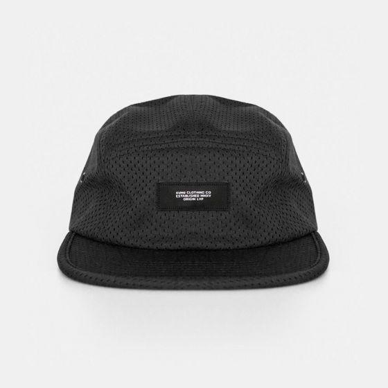 KUMU - Cap Freeflow - Black