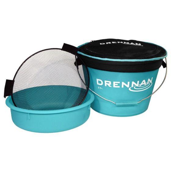 Drennan - Bait Bucket Set 25 Ltr