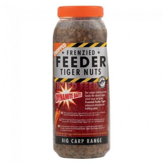 Dynamite Baits - Frenzied Chopped Tiger Nuts 2.5ltr Jar