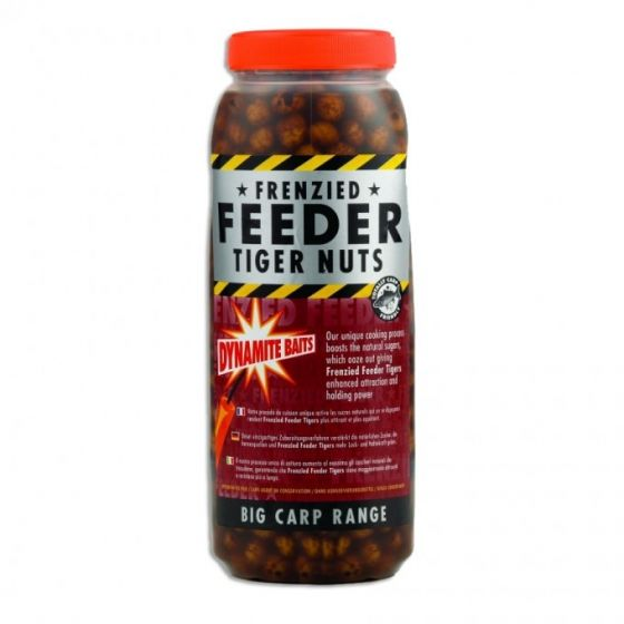 Dynamite Baits - Frenzied Monster Tiger Nuts 2.5l
