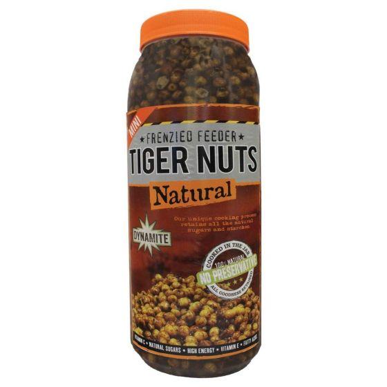 Dynamite Baits - Frenzied Mini Tiger Nuts 2.5ltr Jar