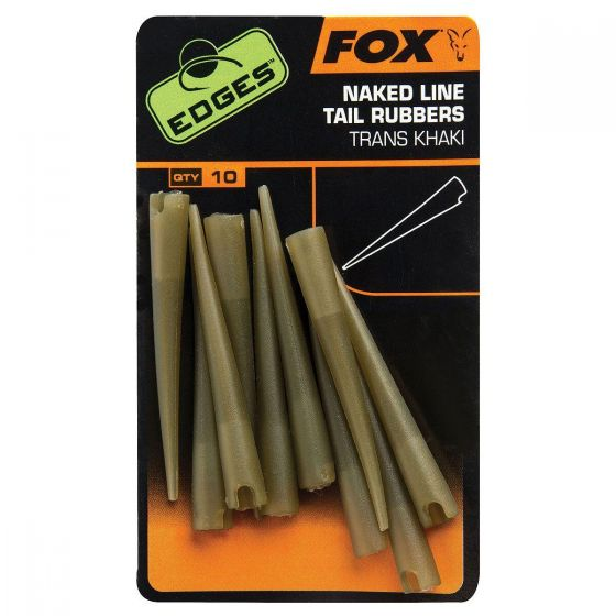 Fox - Edges Naked Line Tail Rubbers