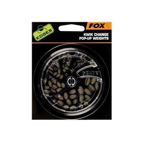 Fox - Edges Kwik Change Pop-Up Weight Dispenser