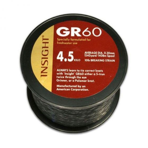 Gardner - Insight GR60 Monofilament Line