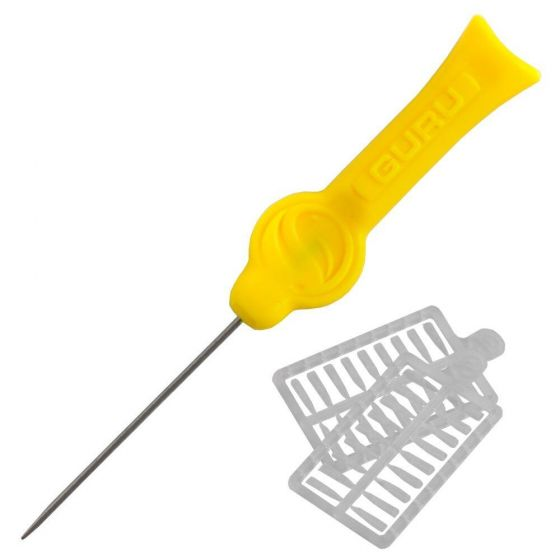 Guru - Speedstop Hair Stops With Needle