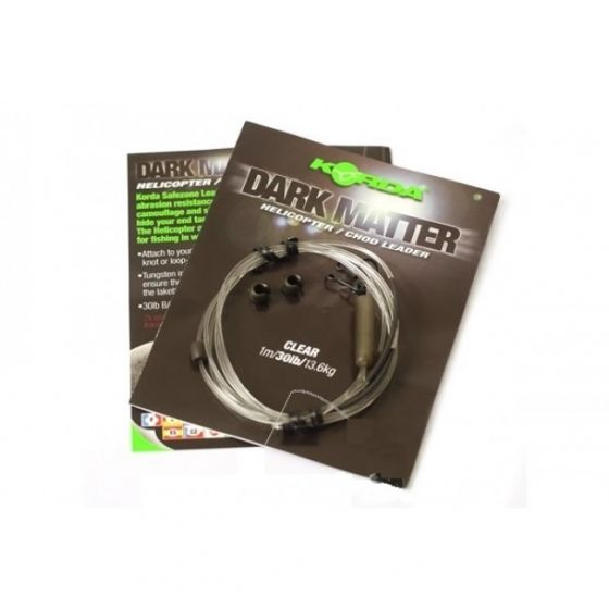 Korda - Dark Matter Heli & Chod Leader