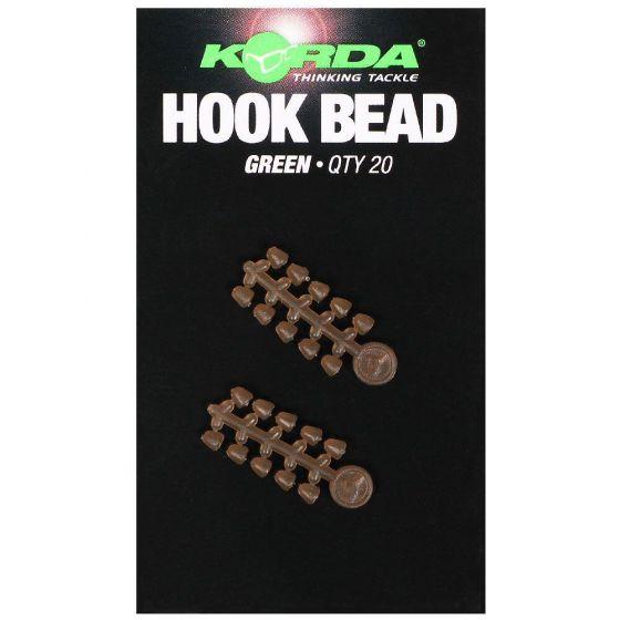 Korda - Hook Bead Green