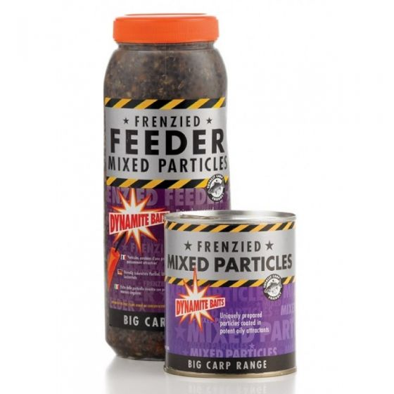 Dynamite Baits - Frenzied Mixed Particle 2.5ltr Jar