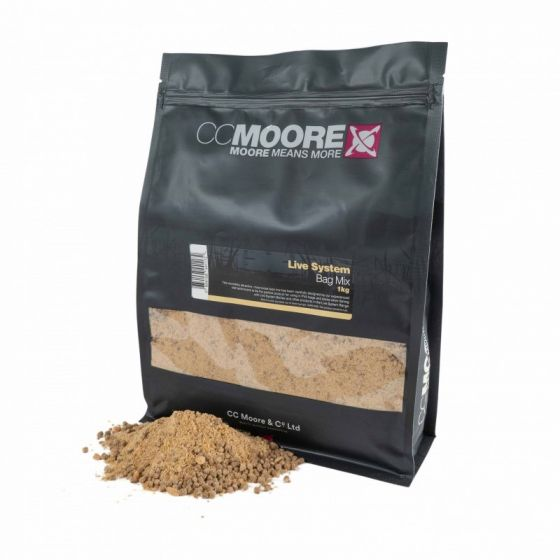 CC Moore - Live System Bag Mix 1kg