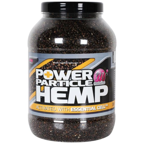 Mainline - Power Plus Particles Hemp with Added Essential Cell
