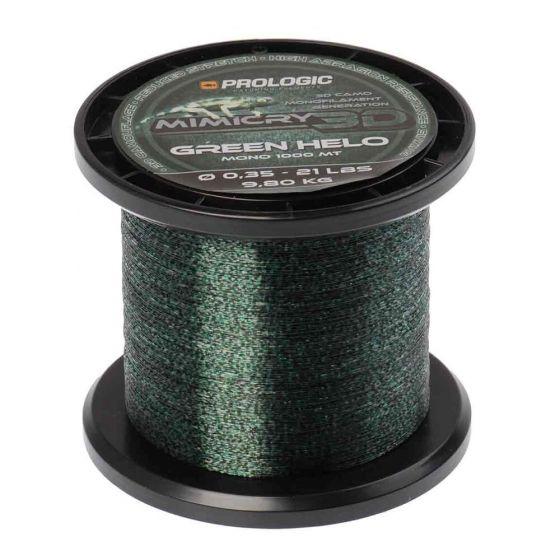 Prologic - Mimicry Green Helo Line 1000m