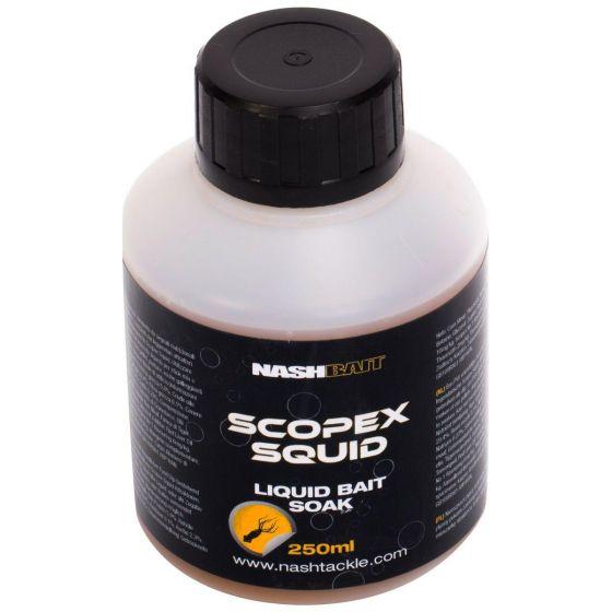 Nash - Scopex Squid Liquid Bait Soak 250ml