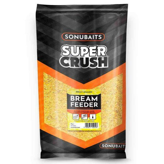 Sonubaits - Supercrush Bream Feeder 2kg