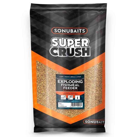 Sonubaits - Exploding Fishmeal Feeder 2kg