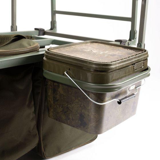 Nash - Barrow Bucket Outrigger Side