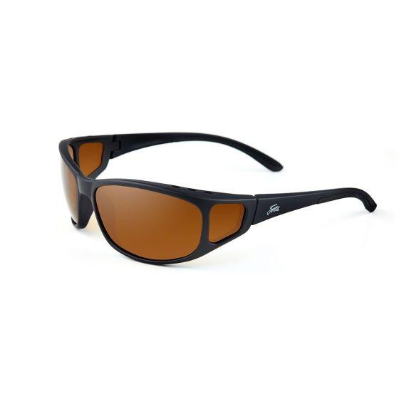 Fortis - Wraps Brown Polarised Sunglasses