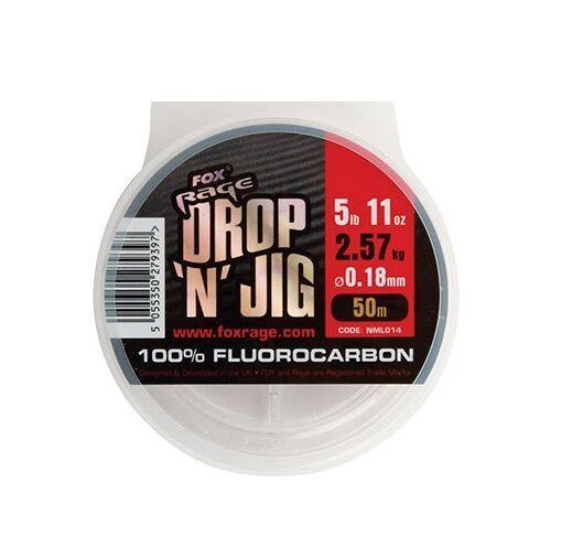 Fox Rage - Drop N Jig Fluorocarbon
