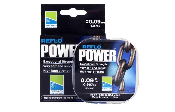 Preston - Reflo Power Mono 100m