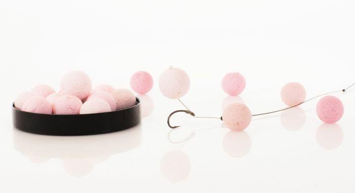 Nash - Citruz Pastel Pink Wafters + 3ml Booster