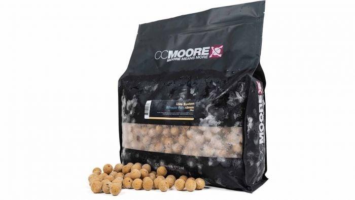 CC Moore - Live System Frozen Boilies 5kg