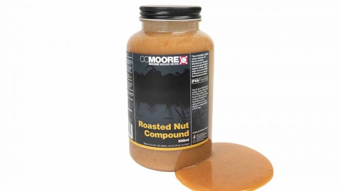 CC Moore - Roasted Tiger Nut Extract 500ml