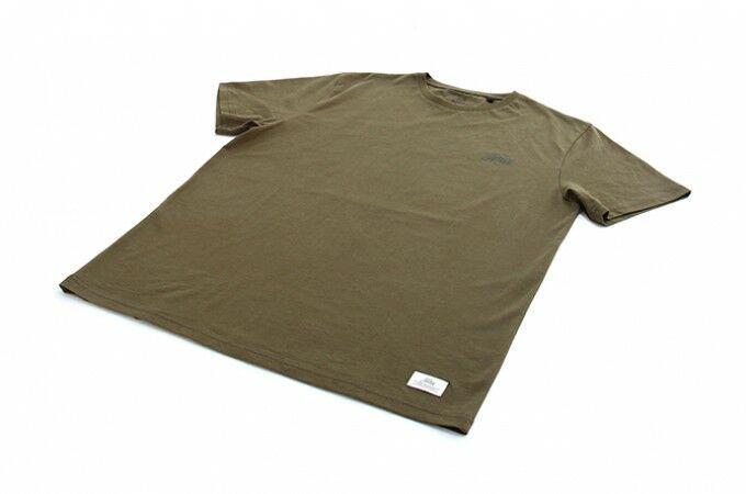 Fortis - Minimal Green T-Shirt
