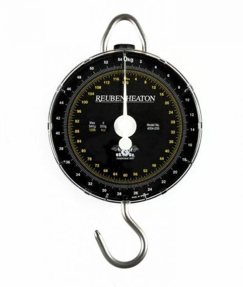 Reuben Heaton - Standard Angling Scale