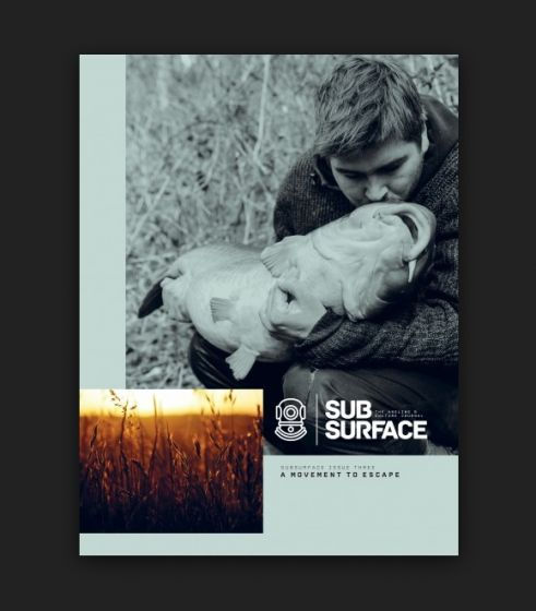 Subsurface - Subsurface Journal Issue 3: A Movement To Escape
