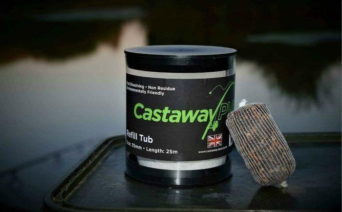 Castaway - Refill Tub 25m