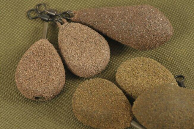 Korda - Textured Pear Swivel Leads