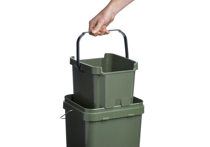 Trakker - Pureflo Bait Filter System + 17ltr Square Bucket