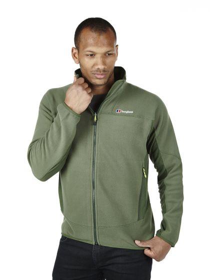Berghaus - Prism Micro Fleece Green Jacket