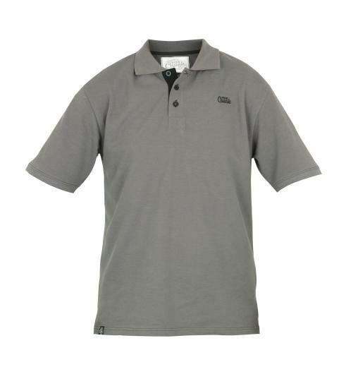 Fox - Chunk Grey Polo Shirt
