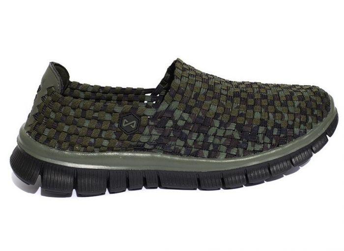 Navitas - Camo Weave Slip On Shoe