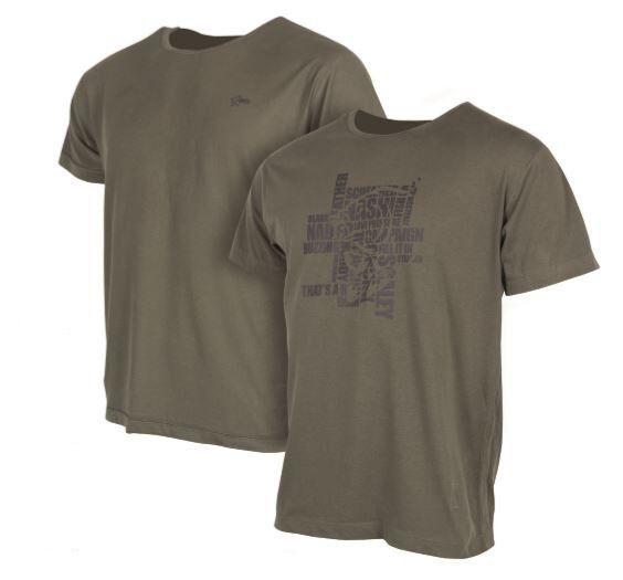 Nash - Green Reversible T Shirt