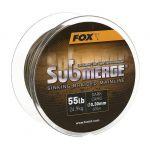 Fox - Submerge Braid Dark Camo 55lb 600m