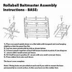 Gardner - Rolaball Baitmasters
