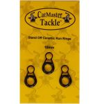 Catmaster - Stand Off Ceramic Run Ring 10mm