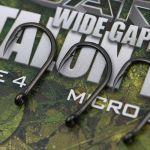Gardner - Dark Covert Wide Gape Talon Tip Hooks