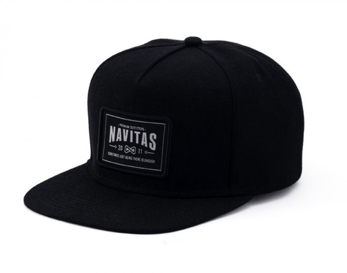 Navitas - MFG Black Snapback