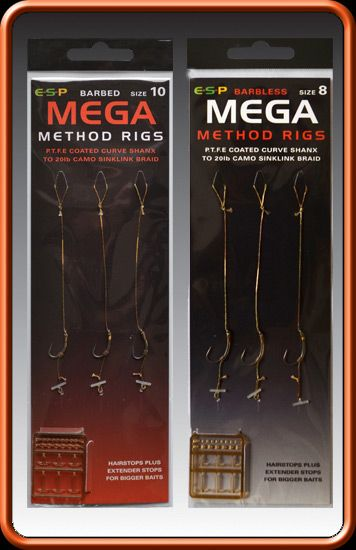 ESP - Mega Method Rig Barbed
