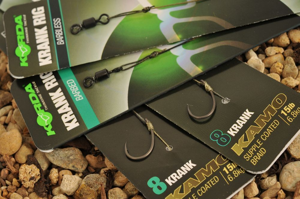 Krank Ready Rigs Barbed 2