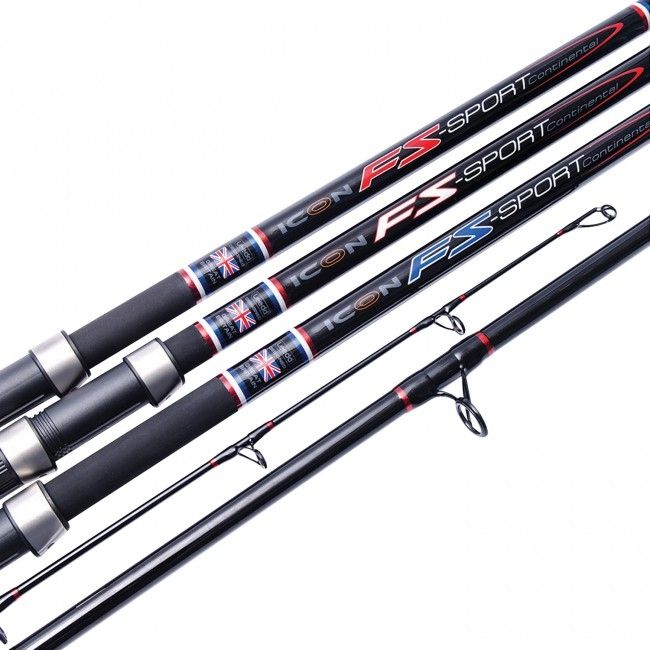 NEW FOR 2020 Leeda Icon NEW M-Sport Beachcaster Fishing Rods MK3 All Models