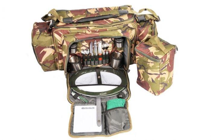 Prestige - DPM Camo Barrow Front Food Bag
